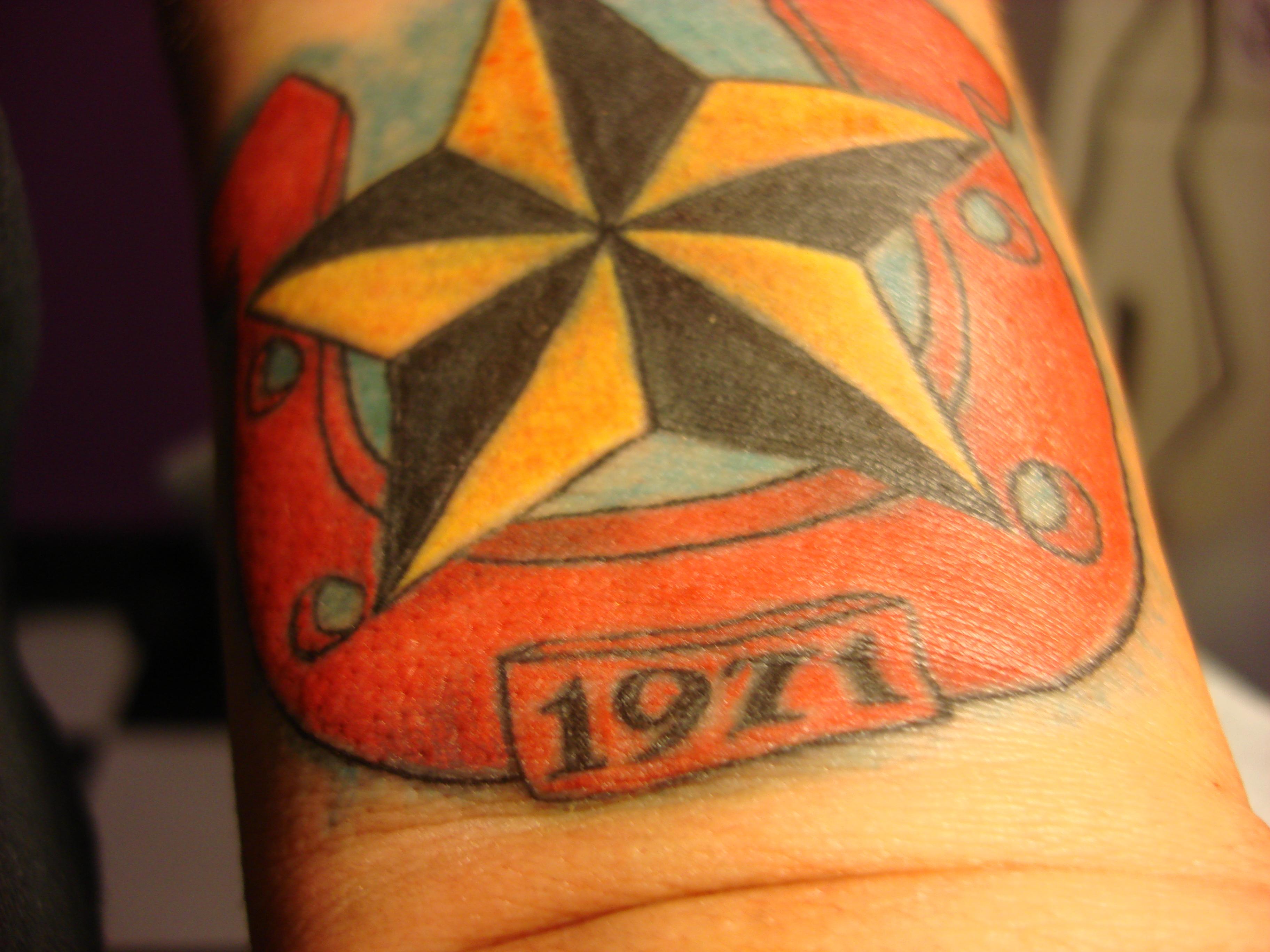 personal tattoos tattoo circa71 bull sitting tag shading cloud