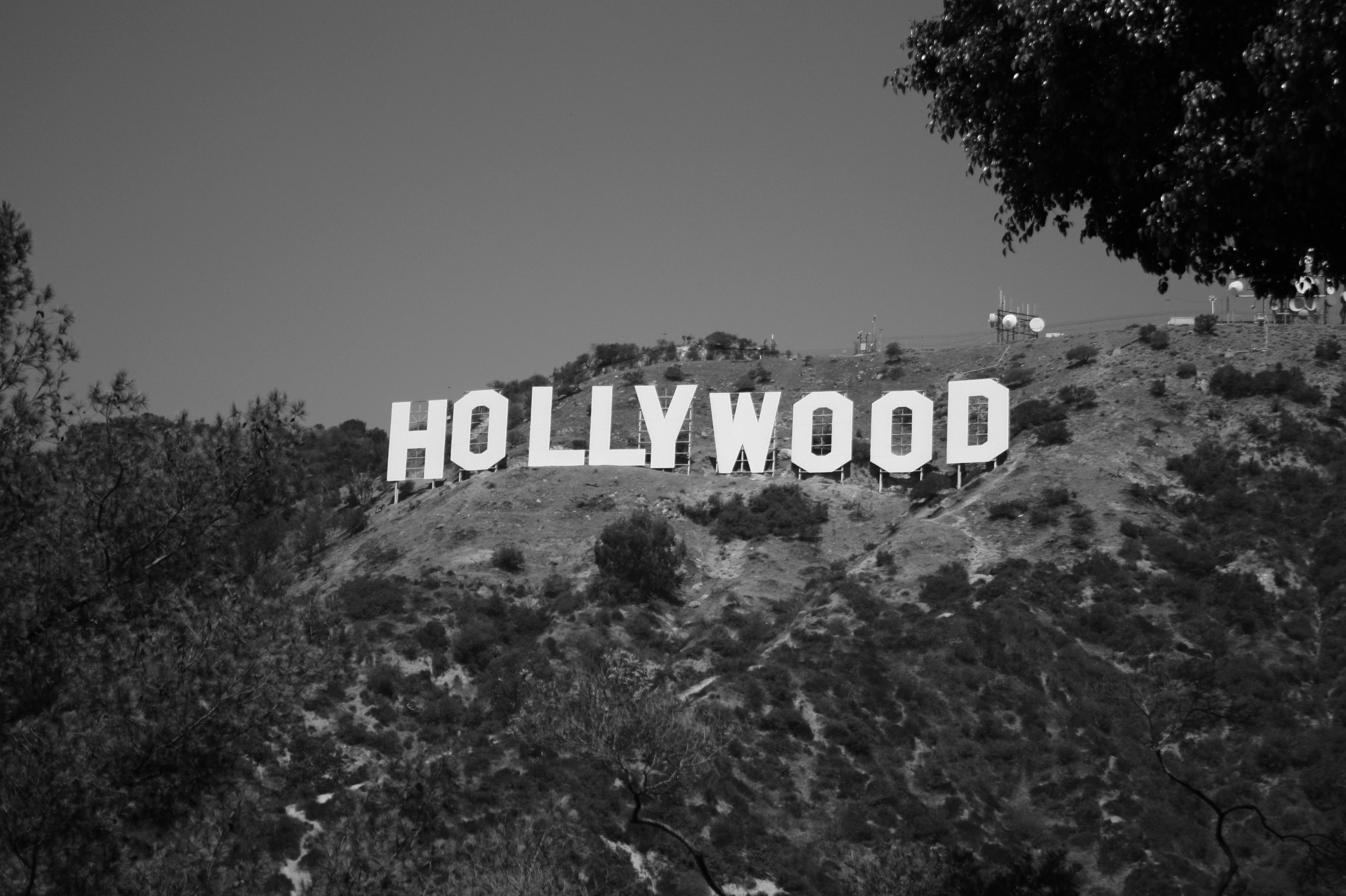 Hollywood Sign Saved |...