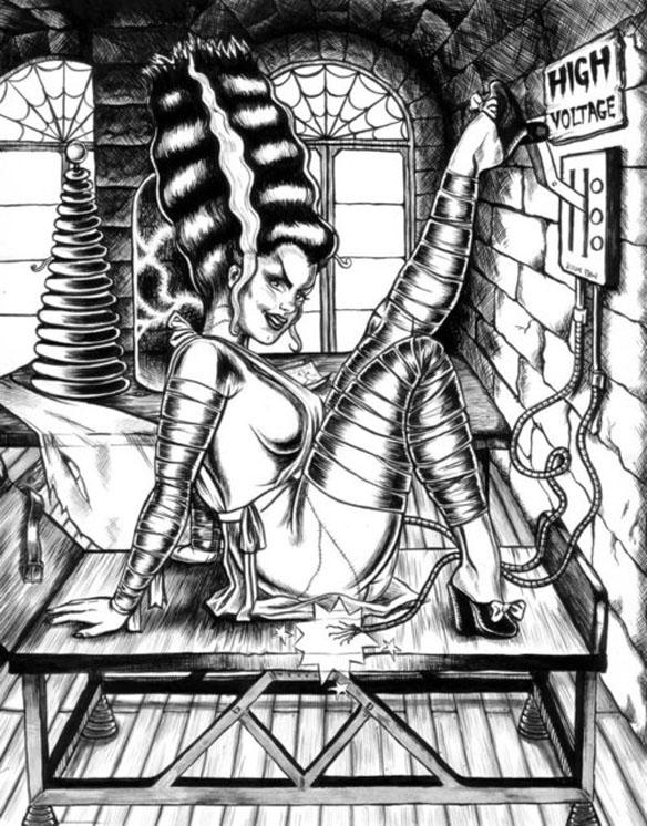 Bride of Frankenstein_Circa71_19