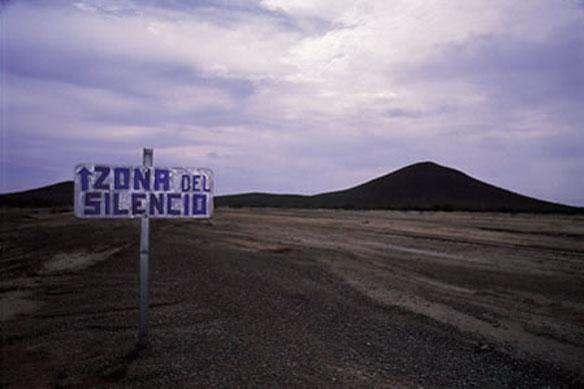 Mexico's Zone of Silence | Circa71